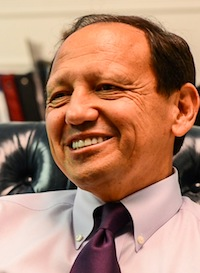 Robert Aragon, Republican candidate for state auditor