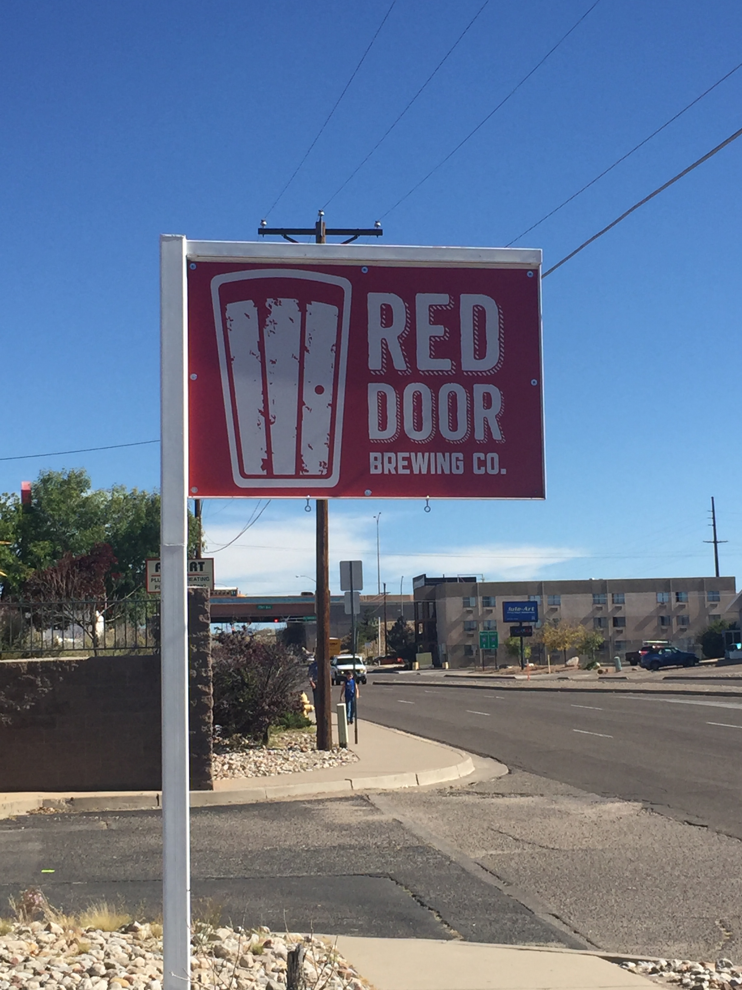 Red Door Brewing Company Is Not Your Average Bar New Mexico News Port