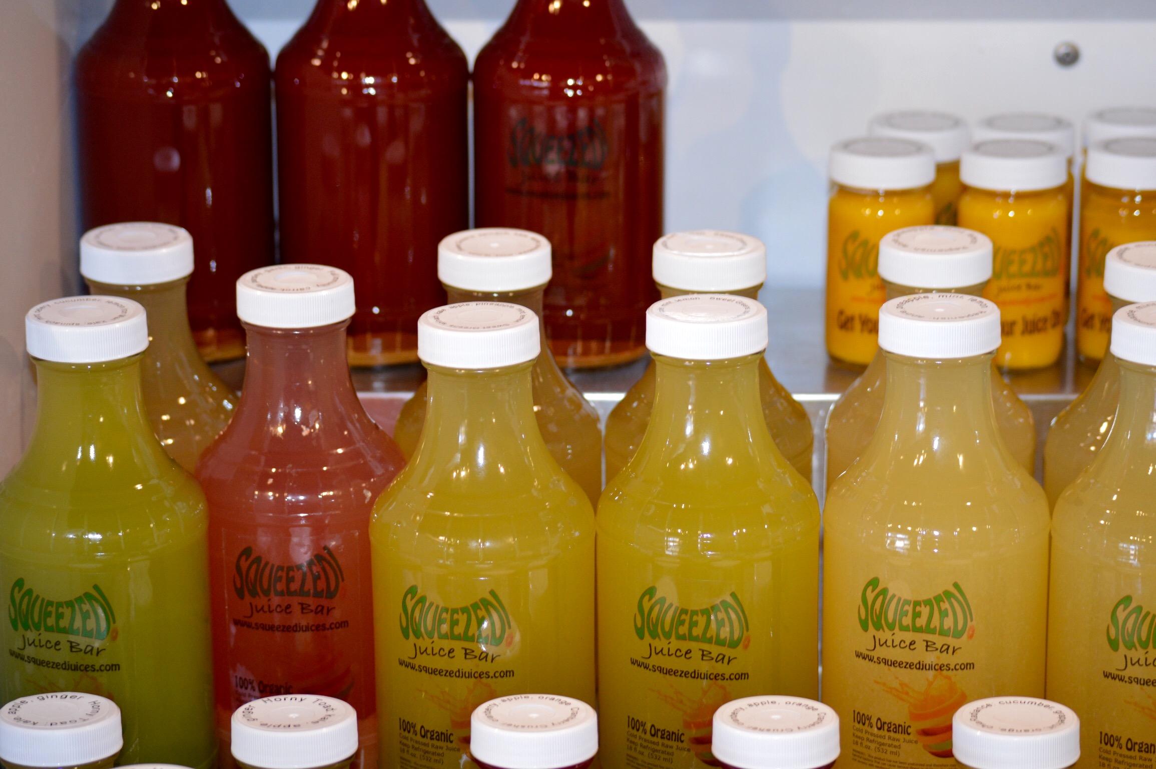 Harney Juice Bottles