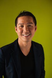 Andy Lim poses for a headshot at Lavu Headquarters. Courtesy photo.