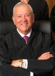 Chief Judge of the NM Court of Appeals Michael J Vigil, lost the race but will continue forward as the Chief Judge. While his campaign was unsuccessful, he doesn't rule out another run if a Supreme Court vacancy occurs. Photo from coa.nmcourts.gov