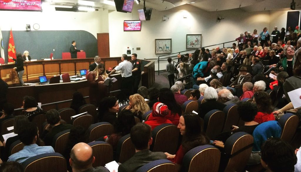 ABQ City Council Meeting 2/22/17
