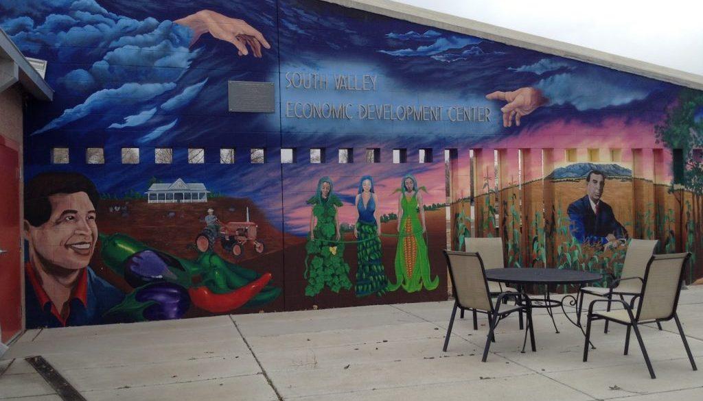 mural pretty