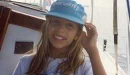 Lauren Villagran, 10, in Pensacola
