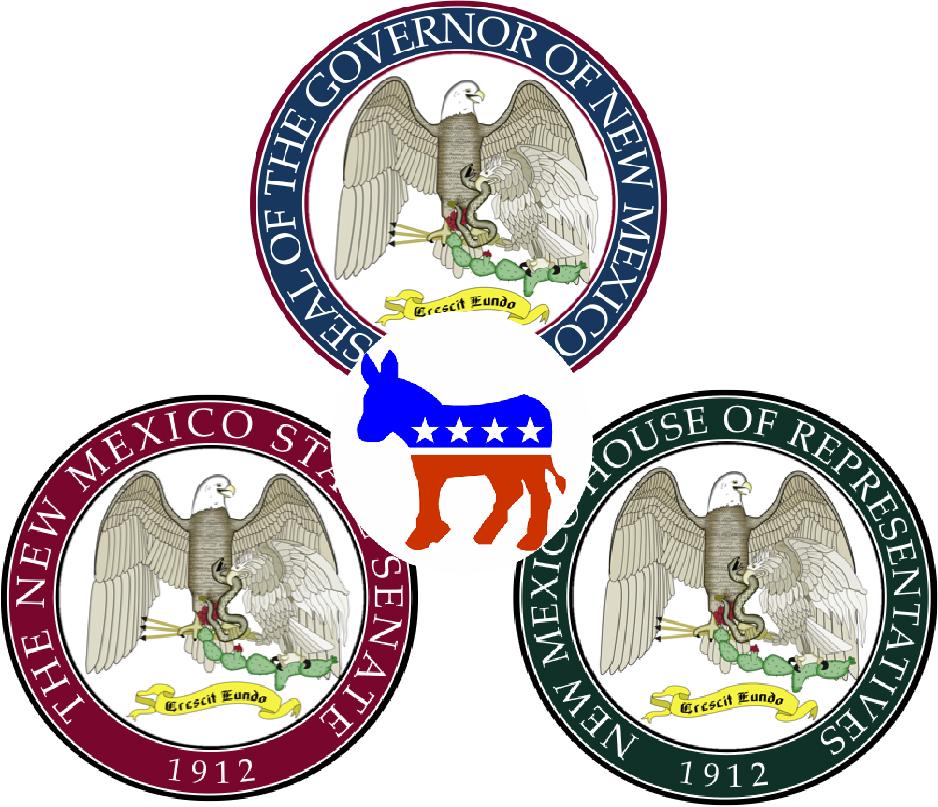 1 Democratic Trifecta