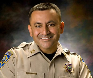 Bernalillo County Sheriff Manuel Gonzales