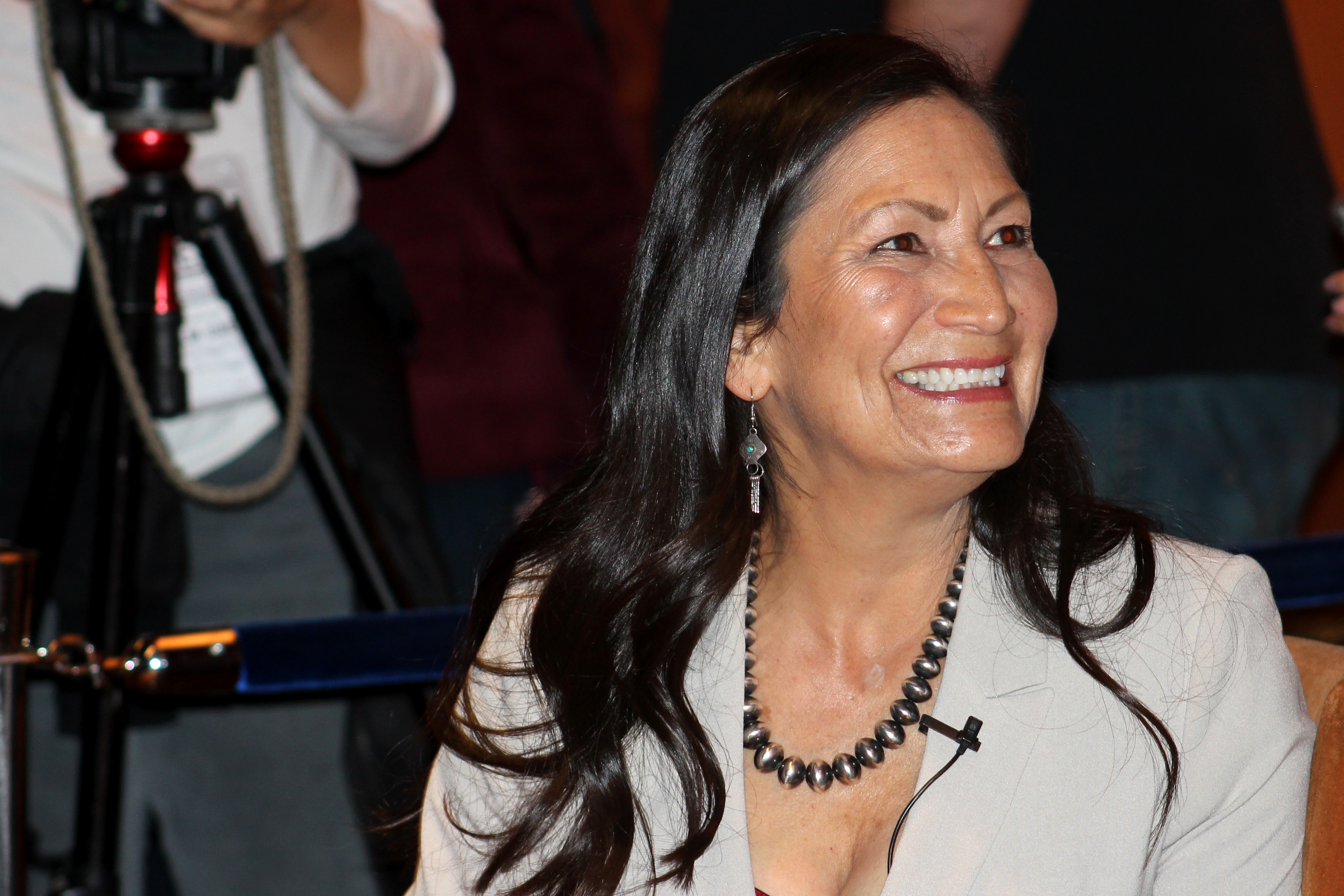 Haaland Wins Nm 1st Congressional District New Mexico