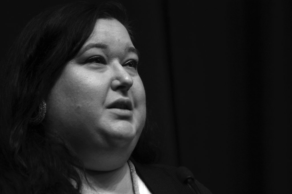 Creator of Missing and Murdered Indigenous Women database