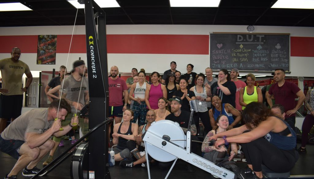 UFC gym a life changer for Rio Rancho owner - New Mexico News Port
