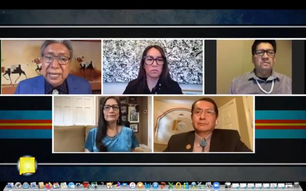 PBS hosts Virtual Town Hall for state and tribal officials